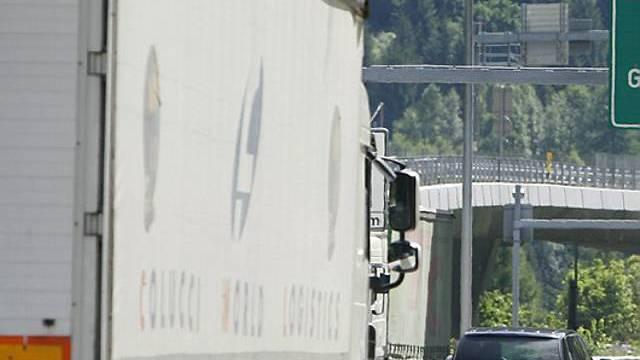 Transporte durch die Schweiz