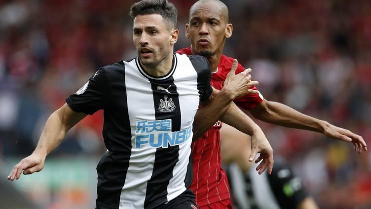 Schär hat sich in der Premier League bei Newcastle durchgesetzt. Sein Körper ist nicht mehr so verletzungsanfällig wie früher