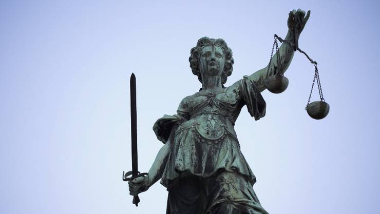 Justitia, Symbol für Gerechtigkeit. Diese sehen Aargauerinnen und Aargauer in der kantonalen Justiz nicht immer gegeben.