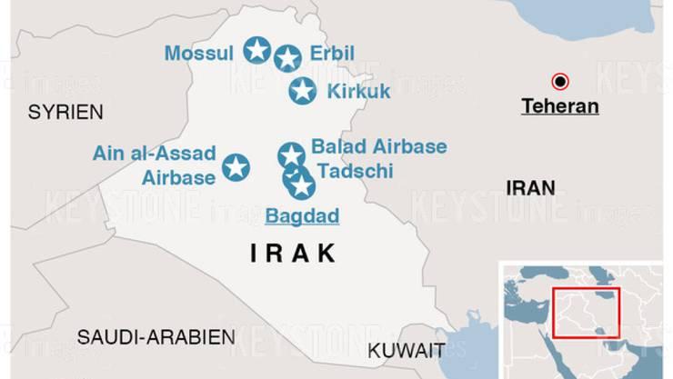 Die Zahl der US-Soldaten, die beim iranischen Angriff auf eine US-Militärbasis in Irak verletzt worden sind, ist höher als ursprünglich angenommen.
