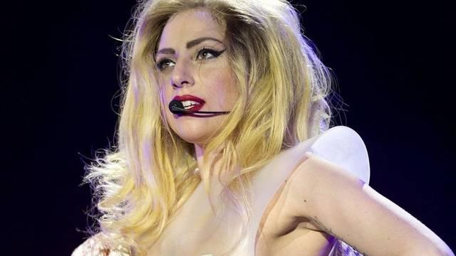 Lady Gaga beim Konzert in Mexiko-Stadt