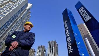 Reichste Chinesen erwarben  Vermögen im Immobiliengeschäft (Archiv)