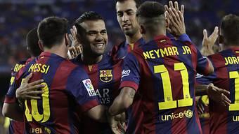 Messi, Neymar und Co. bekommen vorläufig keine neuen Kollegen.