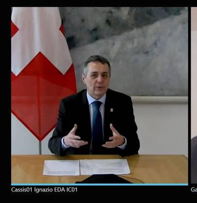 Das Gespräch mit CH Media fand via Skype statt.