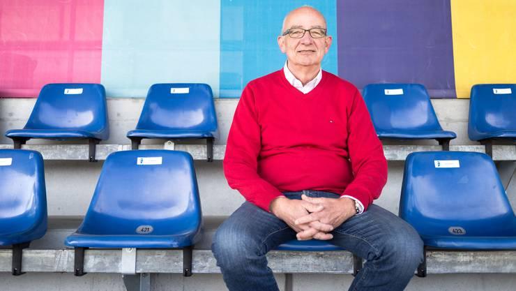 FCW-Verwaltungsratspräsident Lucien Tschachtli: Der ewige Kampf um ein ausgeglichenes Budget.