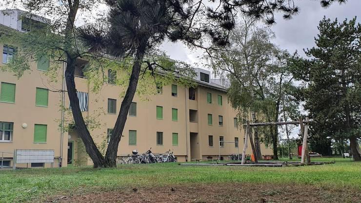 Der Jugendliche wurde in diesem Quartier in der Wohnung von Freunden tot aufgefunden.