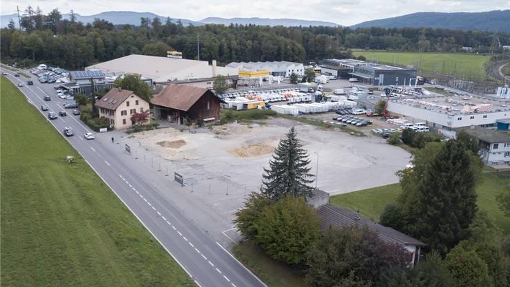 Die Truckerbeiz Horner in Hendschiken ist weg. Es gibt sicher eine Coop-Tankstelle, vielleicht auch einen McDonald's. (Bild: MIK)