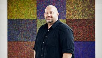 Trotz roter Zahlen will Galerist Sascha Laue weitermachen.