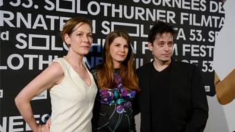 Verleihung der Schweizer Fernsehfilmpreise 2018