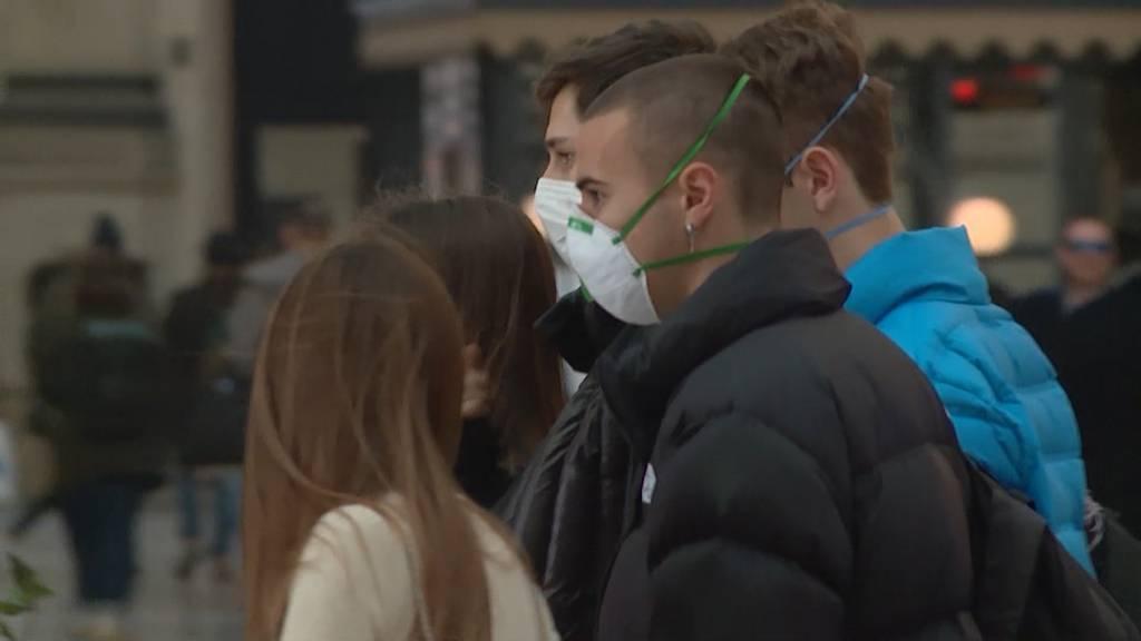Masken-Streit: Schwere Vorwürfe an den Bund