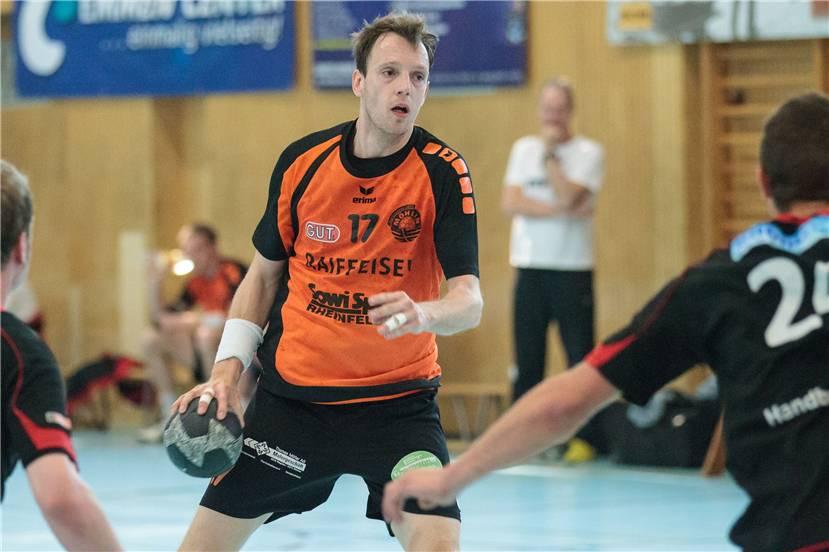 Handball-Derby zwischen Möhlin und Leimental