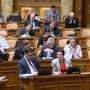 Sitzordnung im Nationalrat sorgt für Knatsch bei der SVP: So berichtet TeleM1.