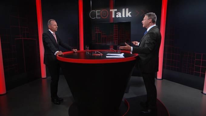 «CEO Talk» mit Helvetia-Chef Philipp Gmür