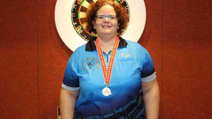 Europameisterin Gaylor verteidigt ihren Schweizer Meistertitel.