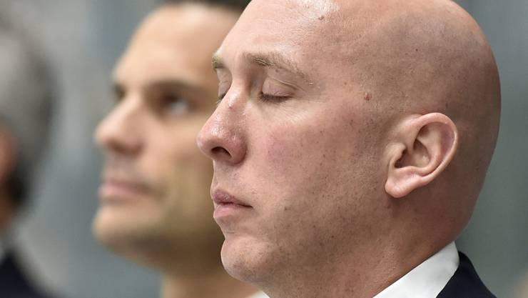 John Fust musste gegen die USA eine bittere Pille schlucken