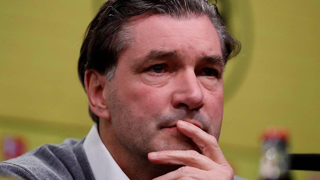 Michael Zorc ist dem BVB schon lange verbunden