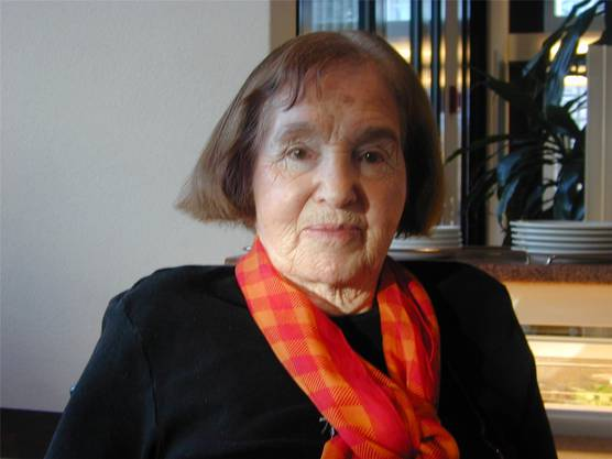 Architektin Lisbeth Sachs (1914–2002) entwarf die Pläne für das Kurtheater.