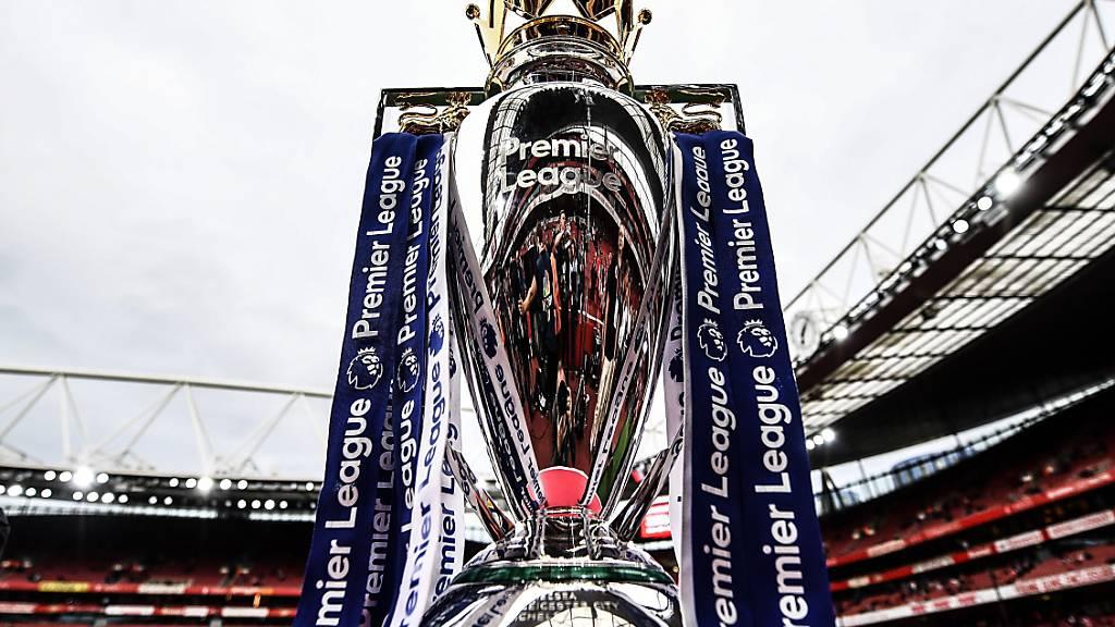 Ab dem 1. Juni soll die Premier-League-Saison zu Ende gespielt werden