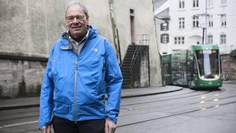 SP-Grossrat Jörg Vitelli will, dass im 3er-Tram nach Saint-Louis auch das GA und das Halbtax gültig sind. Stattdessen braucht man Anschlussbilletts.