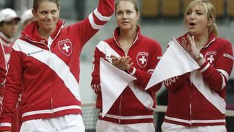 Schweizerinnen gegen Frankreich