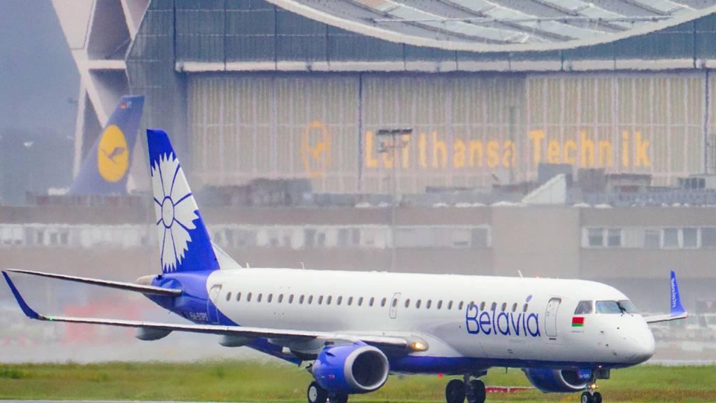 EU schliesst Luftraum für Flugzeuge aus Belarus - Minsk protestiert