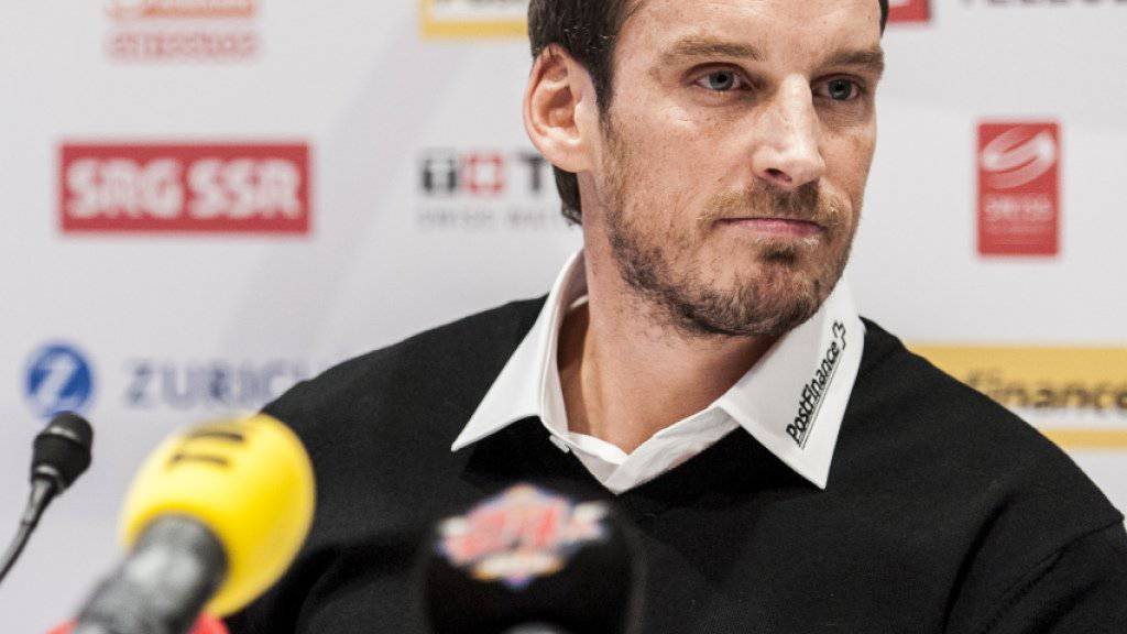 Der neue Nationalcoach Patrick Fischer bietet für das Heimturnier in Arosa 23 Spieler auf