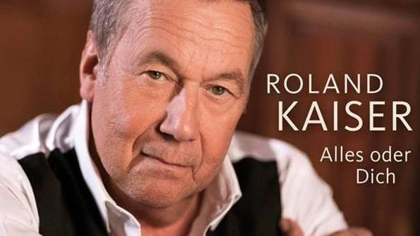 Roland Kaiser mit neuen Album auch in der Schweiz