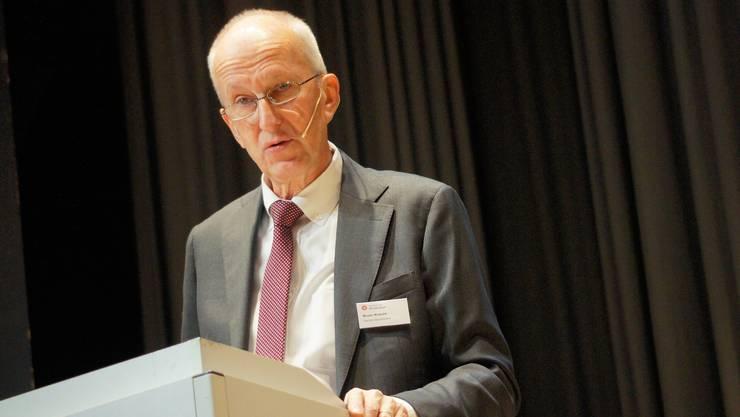 Der Birmensdorfer Gemeindepräsident Bruno Knecht (parteilos) beginnt nun mit der Erarbeitung der neuen Gemeindeordnung.