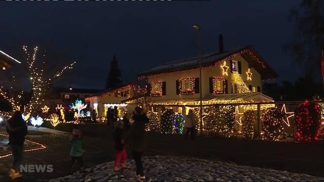 Weihnachtszauber in Lyss