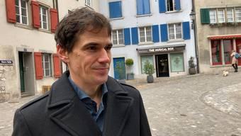 «Ich bin ja nicht der König von Baden»: Benjamin Steiner, Team Baden, nach seiner Wahl in den Stadtrat im Interview