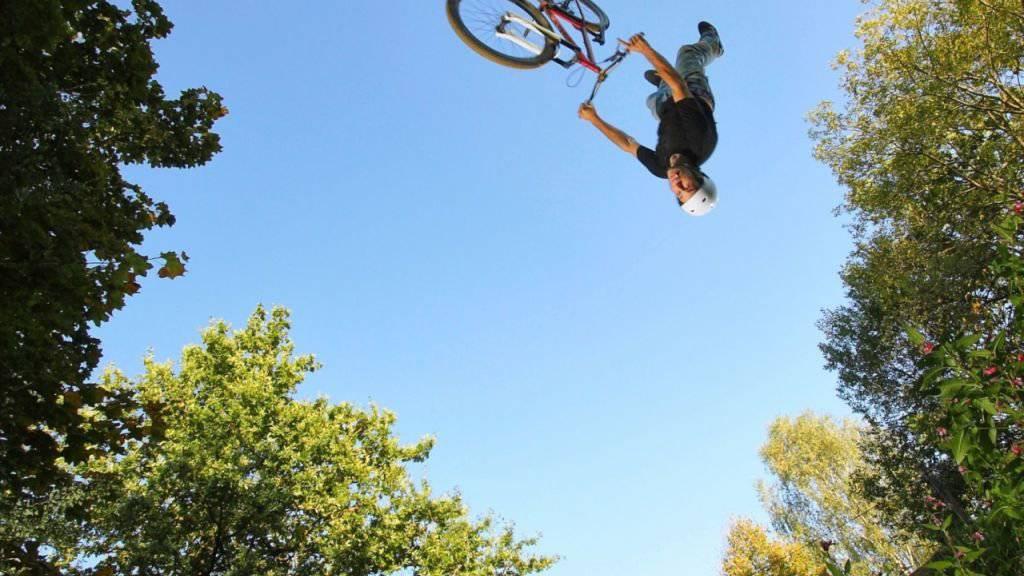Suva kürzt Gelder bei Unfällen von Bike-Akrobaten