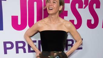 Renee Zellweger ist wieder fit: Aus gesundheitlichen Gründen und um mehr Zeit für ihr Umfeld zu haben, ist die US-Schauspielerin der Filmwelt längere Zeit fern geblieben. (Archivbild)