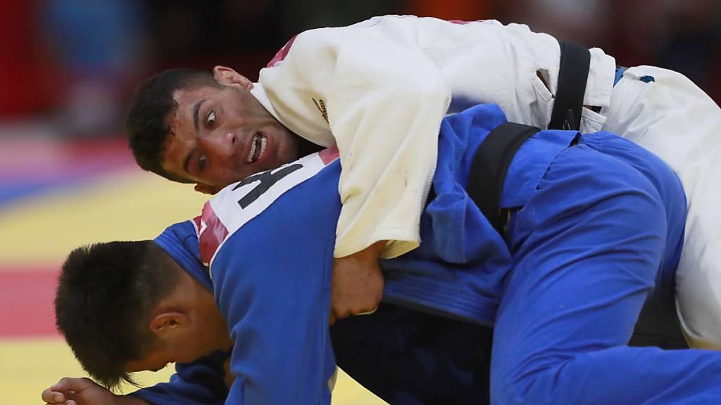 Weltverband schliesst Iran von Judo-Wettkämpfen aus