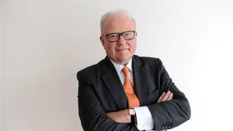 Thomas Staehelin verkündete am Montagabend die Lancierung der Initiative «