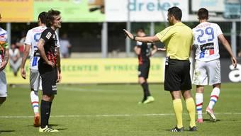 FC Aarau - Chiasso (34. Runde