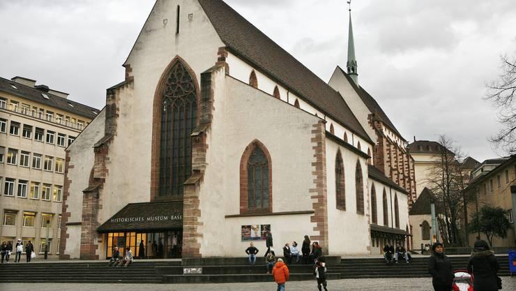 Kämpft ums Überleben: Das Historische Museum am Barfüsserplatz.