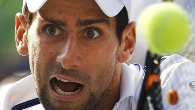 Novak Djokovic bleibt sicher bis Ende Jahr auf dem Tennis-Thron