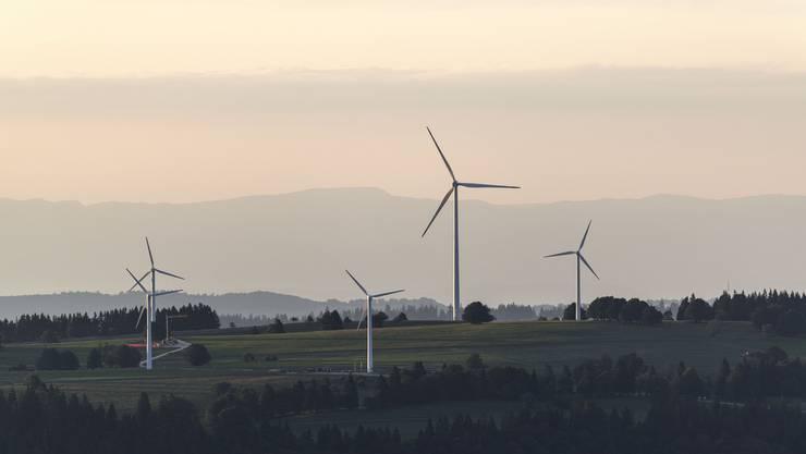 In Zukunft will Zürich noch stärker auf nicht fossile Energiequellen setzen, um bis 2050 das gesteckte Ziel von 2,2 Tonnen CO2-Ausstoss pro Kopf zu erreichen.
