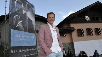 Der Zürcher Christian Jenny wurde zum Gemeindepräsident von St. Moritz gewählt. (Archivbild)