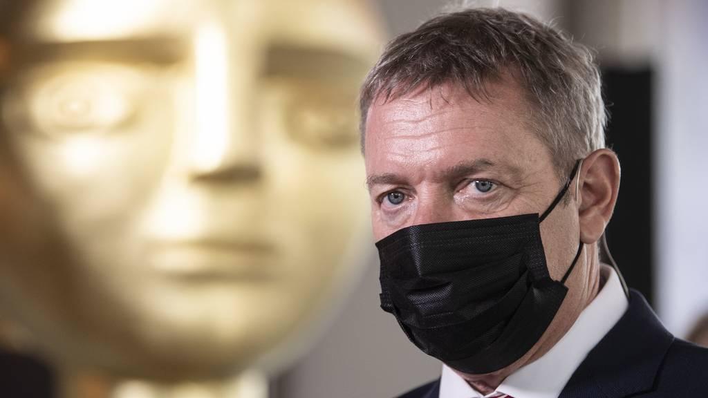 Der Präsident des Branchenverbandes Gastrosuisse, Casimir Platzer, ist gar nicht glücklich mit den Massnahmen des Bundesrats.