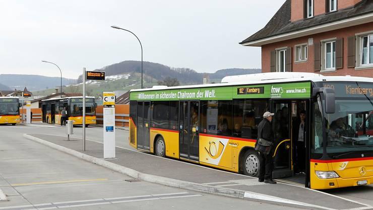 Die Wissenschafter verleihen den Zubringern auf die Bahnstrecken Basel–Gelterkinden (Bild) und Basel–Laufen das Prädikat «gut ausgestattet».