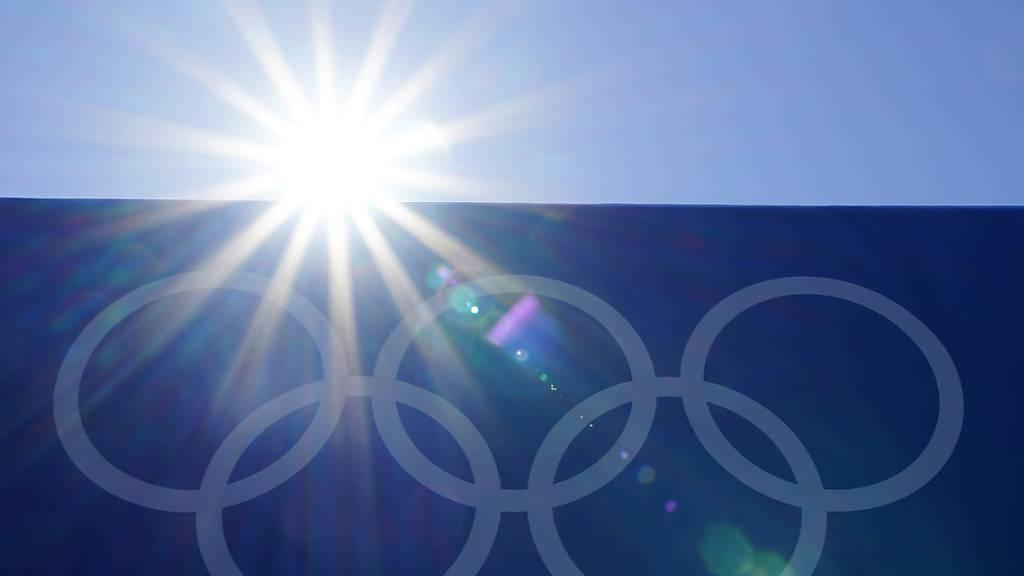 Die Olympischen Ringe thronen 2032 an der australischen Ostküste
