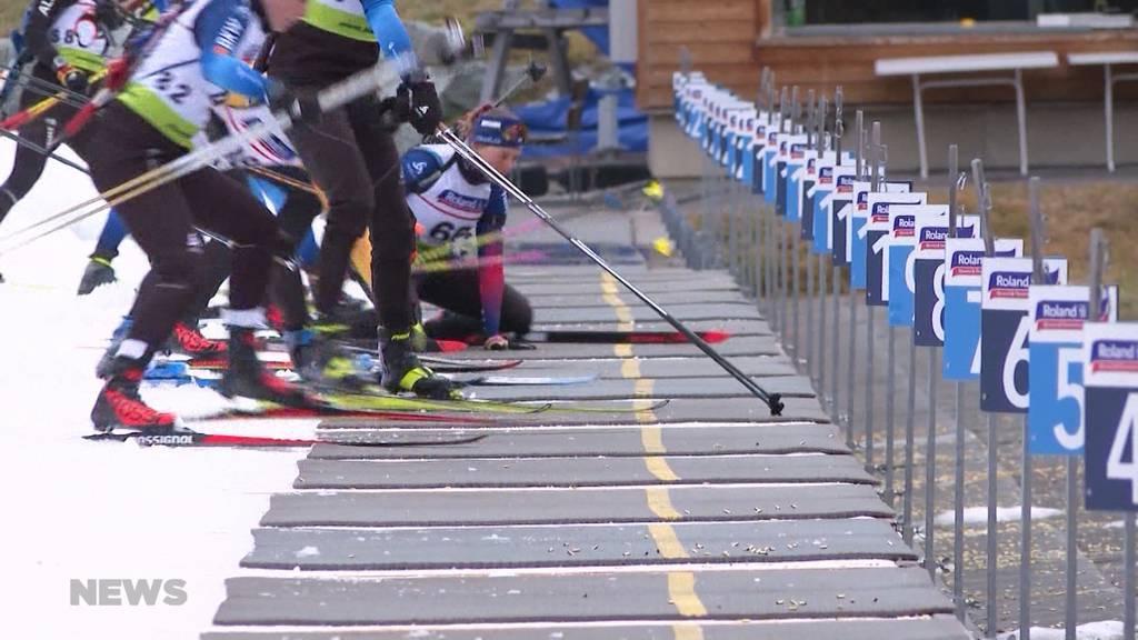 Winter rückt näher: Nächste Woche ist Biathlon-Saisonstart