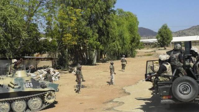 Armee Nigerias verstärkt den Kampf gegen Boko Haram (Archiv)