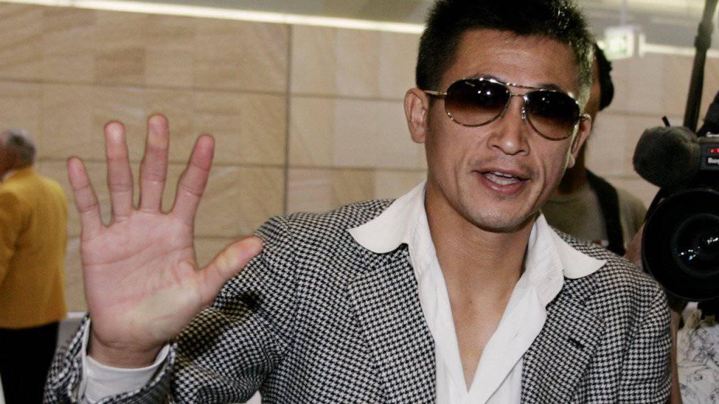 Kazuyoshi Miura ist auch mit 50 Jahren noch fit (Archivbild)