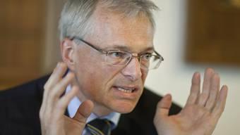 Initiant der Abzockerinitiative: Thomas Minder (Archiv)