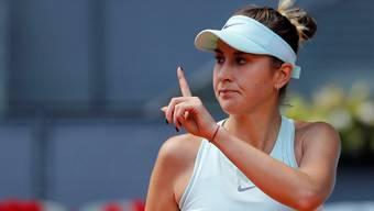 Belinda Bencic spielt mit noch immer mit dem Gedanken, auf ihre Teilnahme bei den US Open zu verzichten.