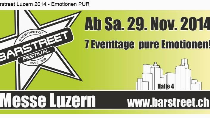 Barstreet-Festival 2014: Vereine gesucht!