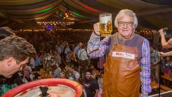 Oktoberfest in Baden 2017