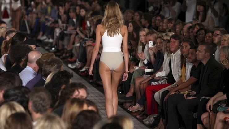 Tommy Hilfiger-Mode an der Fashion Week